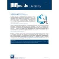 Zur Digitalisierung der Buchhaltung: Wie funktioniert die Bankrückverbuchung?