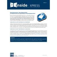 Neue Steuernummer = Neue Signatureinheit: Die Registrierkasse bei Umgründungen oder Betriebsübernahmen